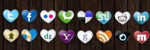 social-media-icons-hearts