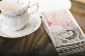 tea money